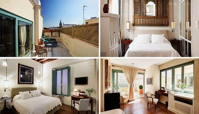 Бутик-отели в Севилье