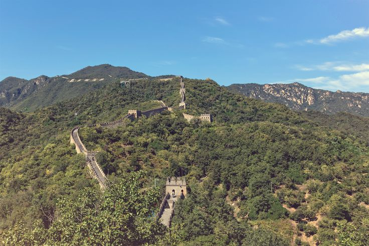 "New Blog Post: ""Mutianyu - the stunt at the Great Wall of China"""