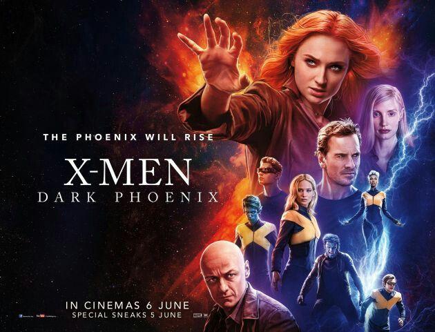 X Men Dark Phoenix 2019 Dual Audio Hindi English Hdcam Rip 480p 720p Dark Phoenix Top Superhero Movies X Men