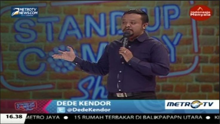 Dede Kendor ~ Stand Up Comedy Indonesia Terbaru 29 November 2015