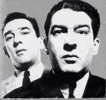 The Kray Brothers MG ..