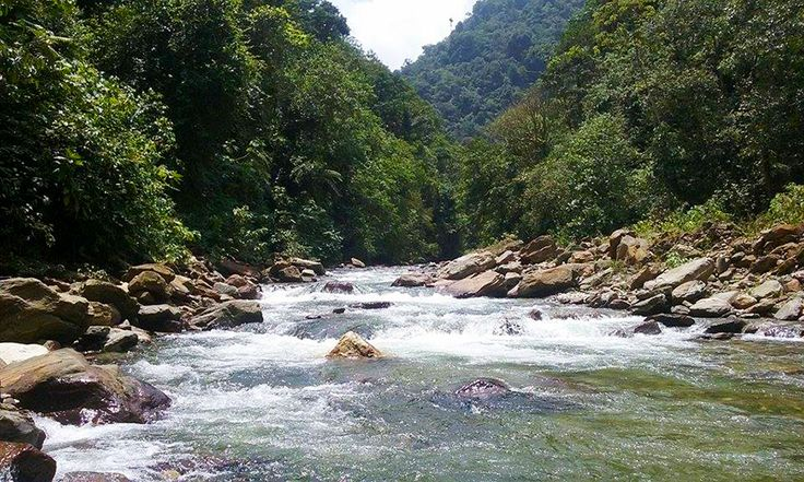wonderful scenery and unforgettable places! #travel #adventure #culture #lostcitytrek #colombia #sierranevada #river