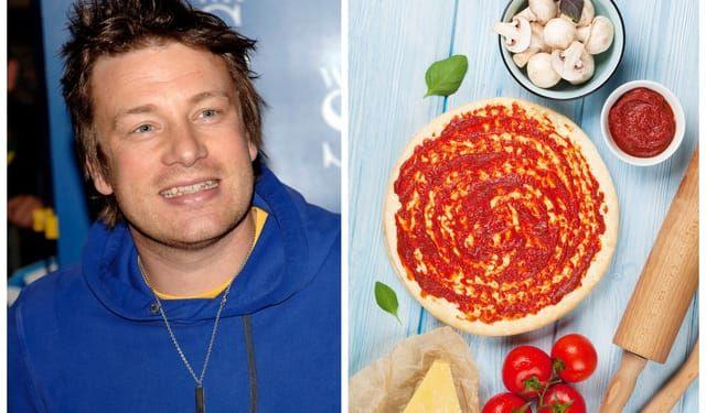 Jamie Oliver prezradil svoj recept: TOTO je najdokonalejšie cesto na pizzu