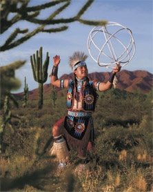 Arizona is home to 22 federally recognised tribes- around 250,000 (2000 Census). Native Americans comprising about 5 percent of the population and possessing ownership of some 28 percent of the state's land.