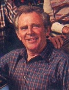 """James Broderick (1927 - 1982) Actor. His film and television credits include """"Roots: The Next Generation,"""" """"Family,"""" """"Dog Day Afternoon,"""" Nicky's World,"""" The Taking of Pelham One Two Three,"""" """"The Todd Killings,"""" """"Alice's Restaurant,"""" """"The Group,"""" """"Brenner,"""" """"As The World Turns,"""" and """"The Secret Storm."""" He was the father of actor, Matthew Broderick."""
