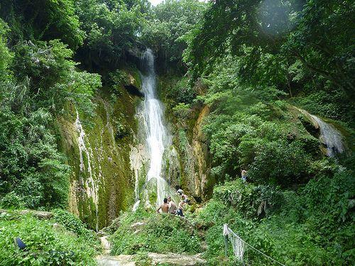 Vanuatu Cascades Waterfalls