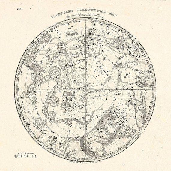 Gemini astrology art