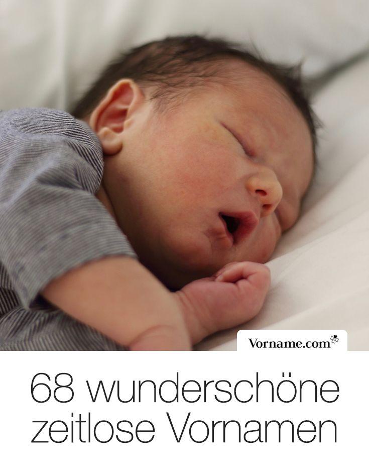 Unvergängliche Klassiker: Die schönsten zeitlosen Babynamen