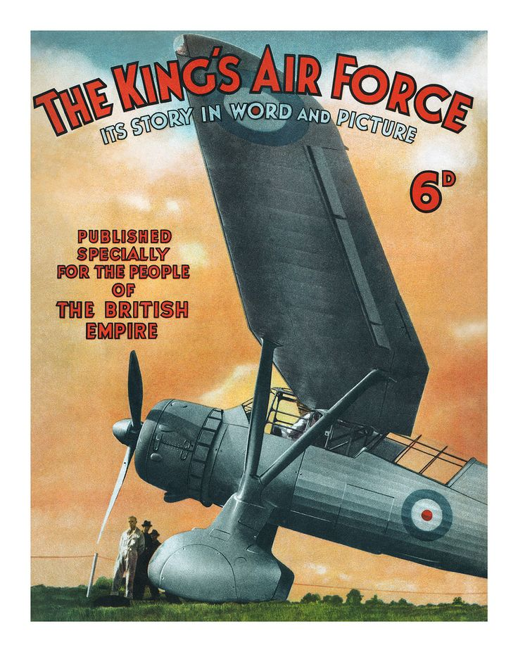 The King's Air Force