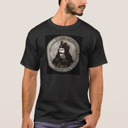 Vlad the Impaler T-Shirt - click to get yours right now!