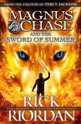 My name is Magnus Chase. I'm orphaned and living rough on the streets of Boston. And things are about to get much worse. My day started out normally enough. I was sleeping under a bridge when some guy kicked me awake and said, 'They're after you.' Nothing normal about that. And it turns out the gods of Asgard are preparing for war. Apparently, if I can't find the sword my father lost two thousand years ago, there will be doom. ?This is the story of how my life goes downhill from there...