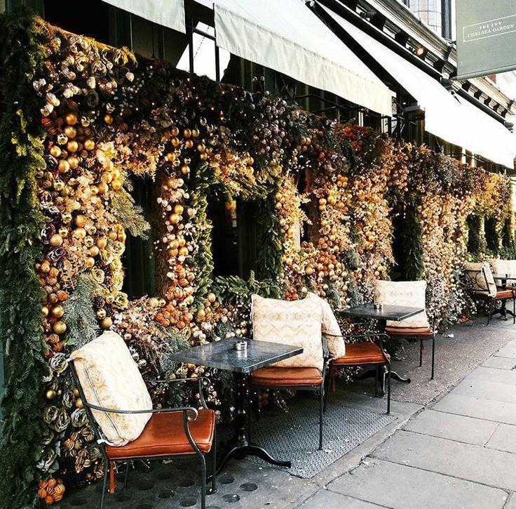 The Ivy Chelsea Garden London Chelsea Garden The Ivy Chelsea Outdoor Decor