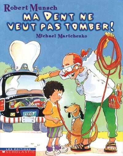 Un de mes livres préférés quand j'étais plus petit.