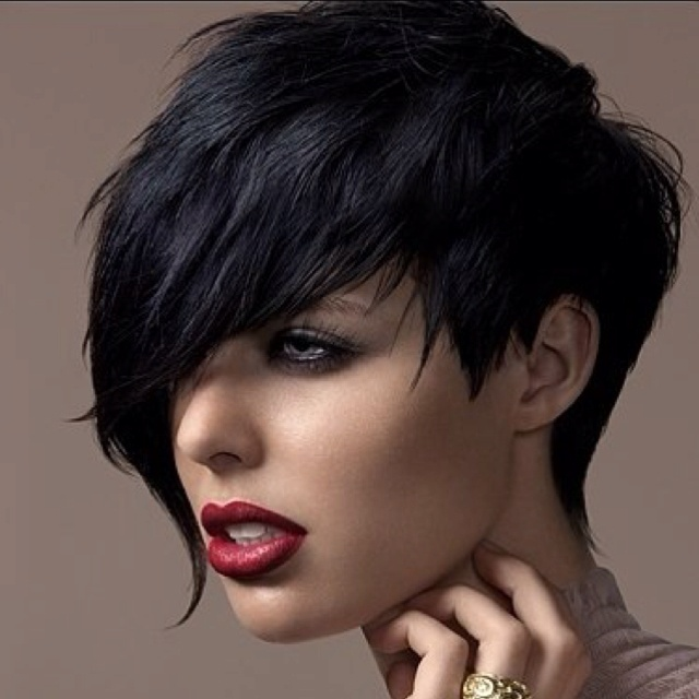 68 best short asymmetrical hair images on pinterest hair cut poofy awesome short hair winobraniefo Images