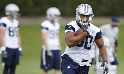 Cowboys' Fans, Time To Tap The Breaks On The Rico Gathers Hype