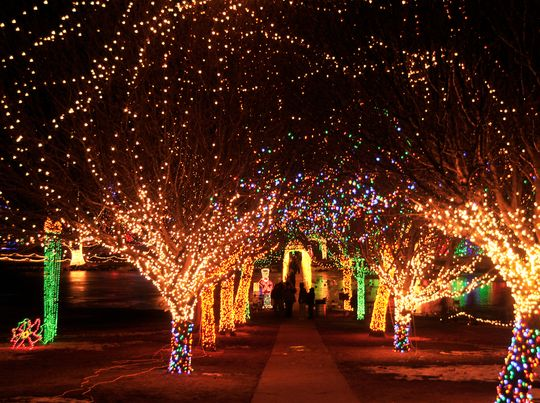 chickasha festival of light - Chickasha Christmas Lights