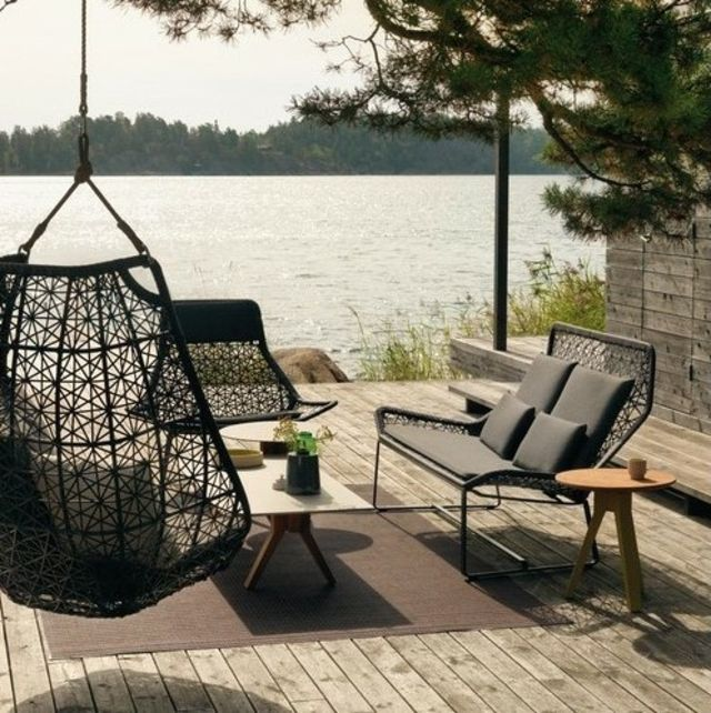 The 25 best mobilier de jardin design ideas on pinterest - Mobilier design jardin ...