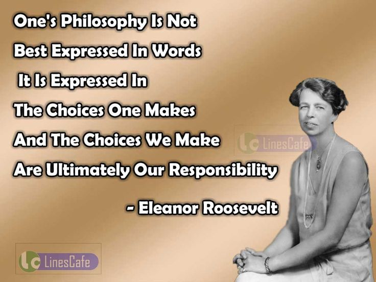 Famous Quotations By Eleanor: 17 Best Eleanor Roosevelt Quotes On Pinterest