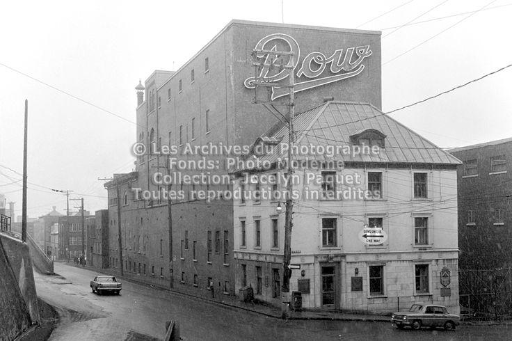 Les derniers jours de la brasserie Dow à Québec - Mon Saint-Roch