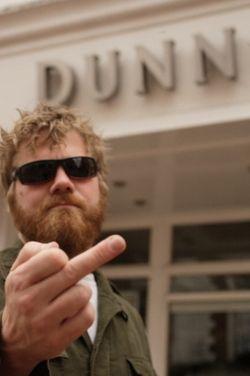 His name is Dunn. Ryan Dunn.