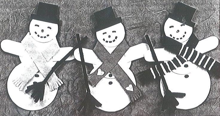 Lumiukot.