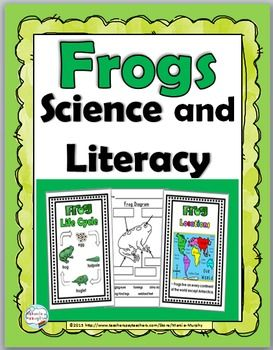 Frogs Science and Literacy