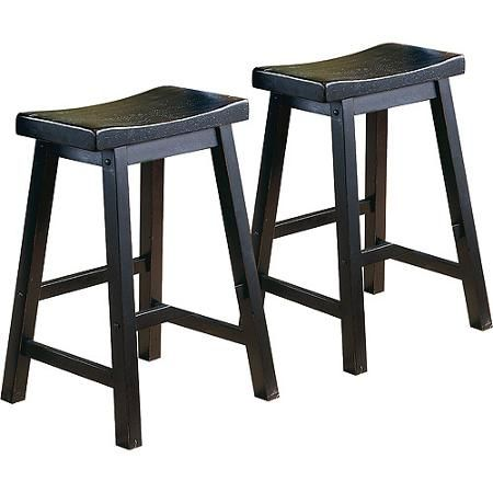 Saddleback Bar Stools Walmart