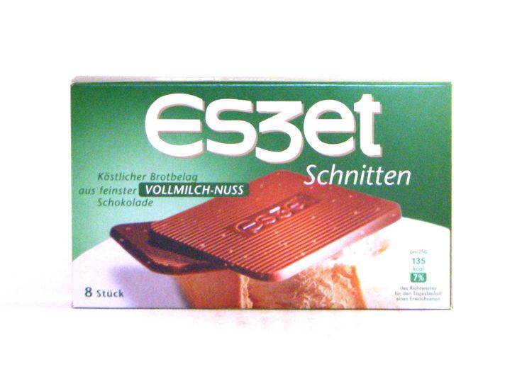 ★ Aktuelle Produktvorstellung: Eszet Schnitten Vollmilch-Nuss - Welche Form der Schokolade ist Euer Favorit?  http://www.kjero.com/testberichte/eszet-vollmilch-nuss.html
