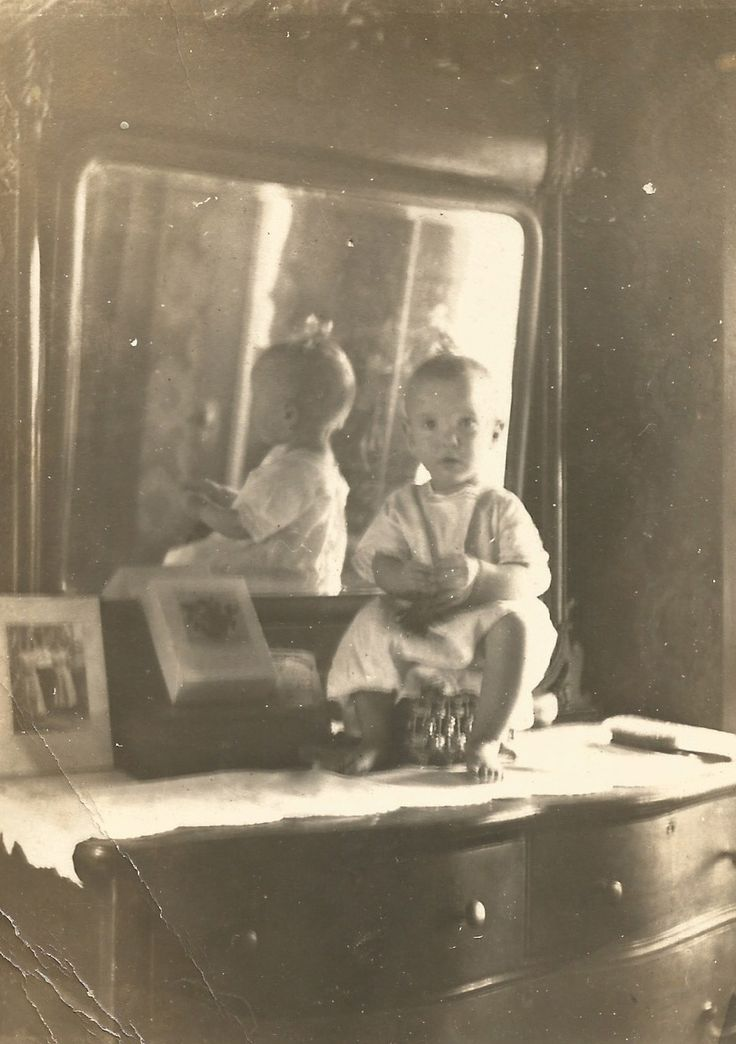 17 Best Images About Reflections Vintage Photos On