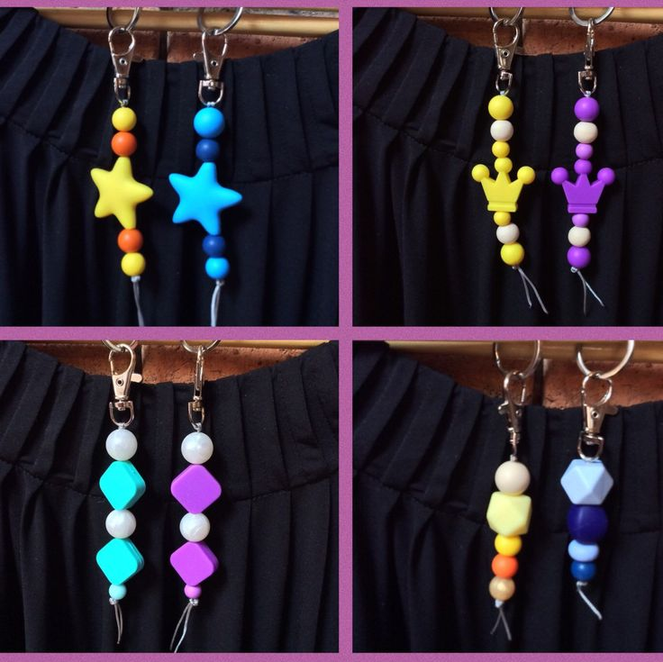 New key rings in store now. Just $5.95 AUD each. Choose from a few different styles and colours. Bright, fun and lightweight. Never lose your keys in your bag again. Also an ideal teacher gift as Christmas approaches!