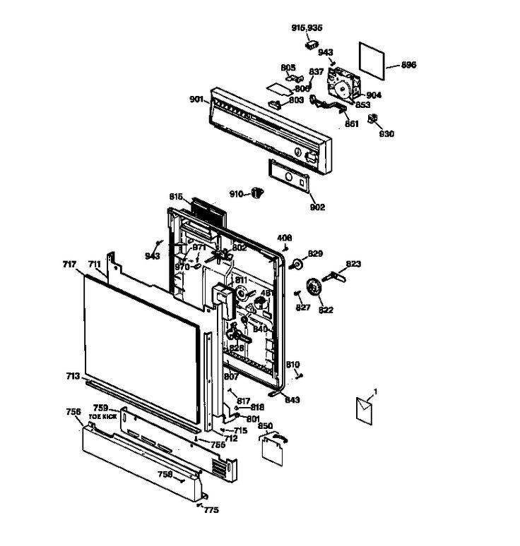hotpoint dishwasher parts | Hotpoint Dishwasher Parts