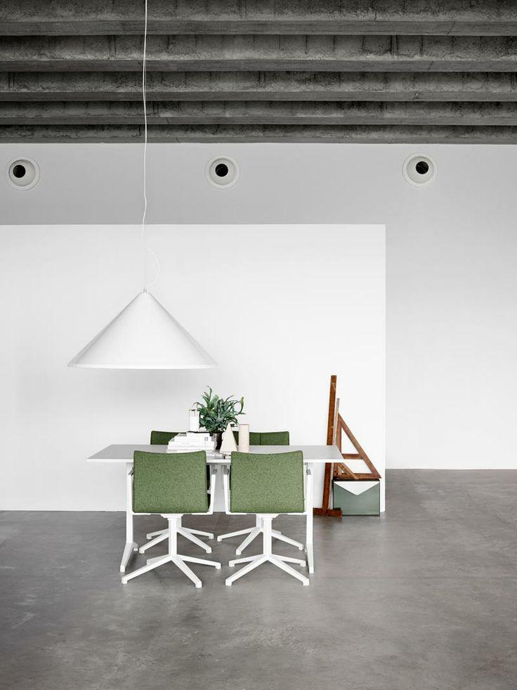Archal T & Archal X, designers Johannes Foersom & Peter Hiort-Lorenzen | Lammhults