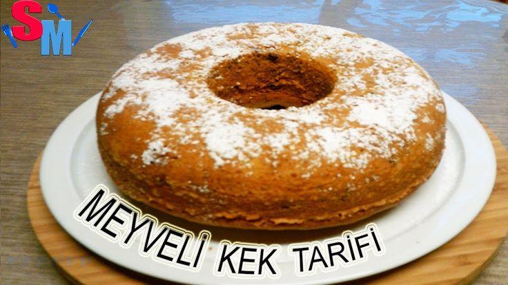 Eksiksiz Tam ölçülü Meyveli Kek Tarifi Arayanlar , Nasıl yapılır Sibelin...