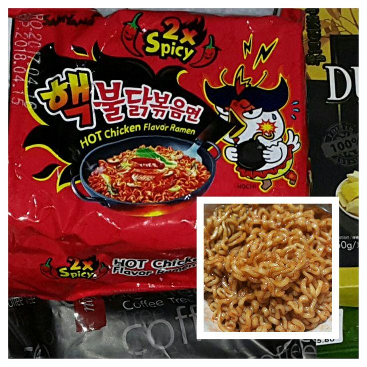 #Samyang2xspicy