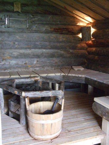 Finnish Log Sauna (kelo) - Professional log (kelo) builders from Finland