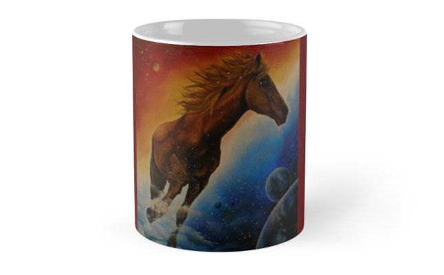 Coffee Mug,  home,kitchen,accessories,cool,beautiful,fancy,unique,trendy,artistic,awesome,unusual,gifts,presents,for sale,design,ideas ,colorful,horse,animal,redbubble