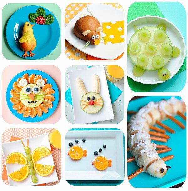 Las 25 mejores ideas sobre alimentos divertidos para for Cocina divertida para ninos