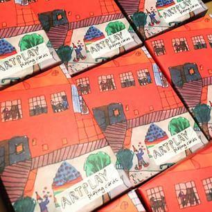 @artplaymelbourne has free playing cards featuring kids' artwork! Love it #tothotornot #artplay #birrarungmarr #melbourrnewithkids #kidfriendly