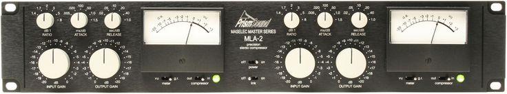 Prism Sound Maselec MLA-2 Mastering Compressor - Vintage King Audio