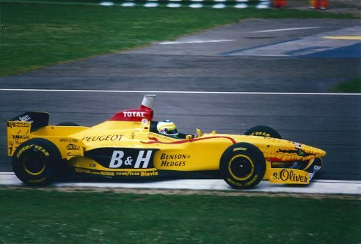 Giancarlo Fisichella (San Marino 1997) by F1-history