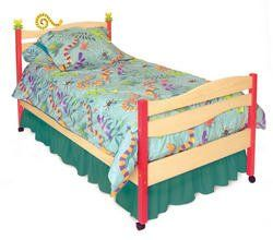 Room Magic Twin Duvet CoverBedskirtSham Set Little Lizards ** Be sure to check out this awesome product.