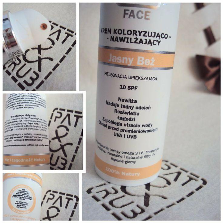 #tinted #moisturizer #facecare #naturalcosmetics #kosmetyki #patandrub #patrub