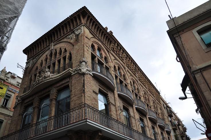 Edificio modernista