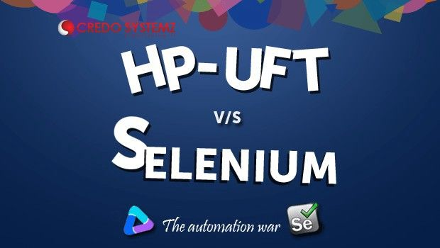 Top 5 Comparison between Selenium and QTP – Sherlin Jones – Medium