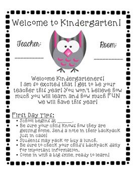 preschool teacher welcome letter kindergarten welcome letter to parents pictures to pin on 631