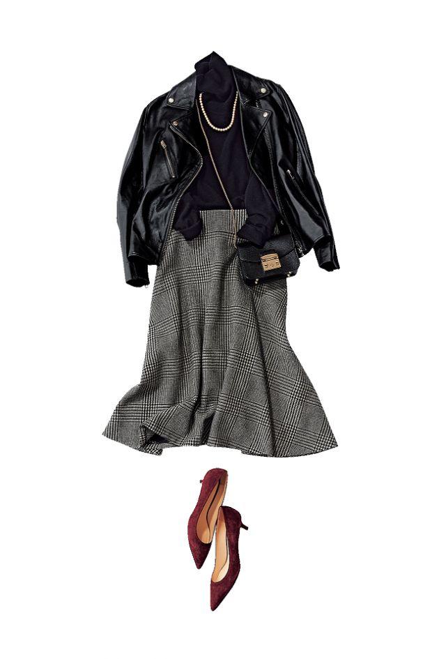 着こなしの印象を左右する靴とバッグ。でもどんな組合せが服にマッチするかの正解は、意外と難しいもの。そこでこの記事では、今っぽくてど…