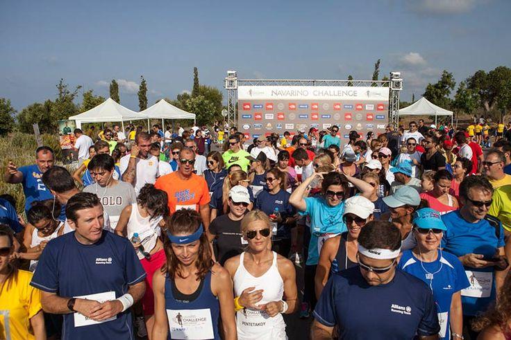 Πλήθος συμμετοχών στο «Navarino Challenge» - trailrun.gr