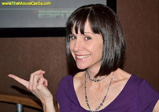 "Susan Egan played Belle in the original Broadway production of ""Beauty and the Beast"" and went on to voice Meg in Disney's ""Hercules."" Part one of my interview with her is at http://www.themousecastle.com/2012/07/susan-egan-belle-meg-glamour-and-goop.html."