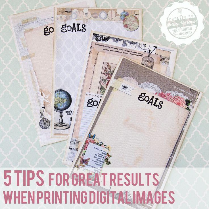 printing digital art