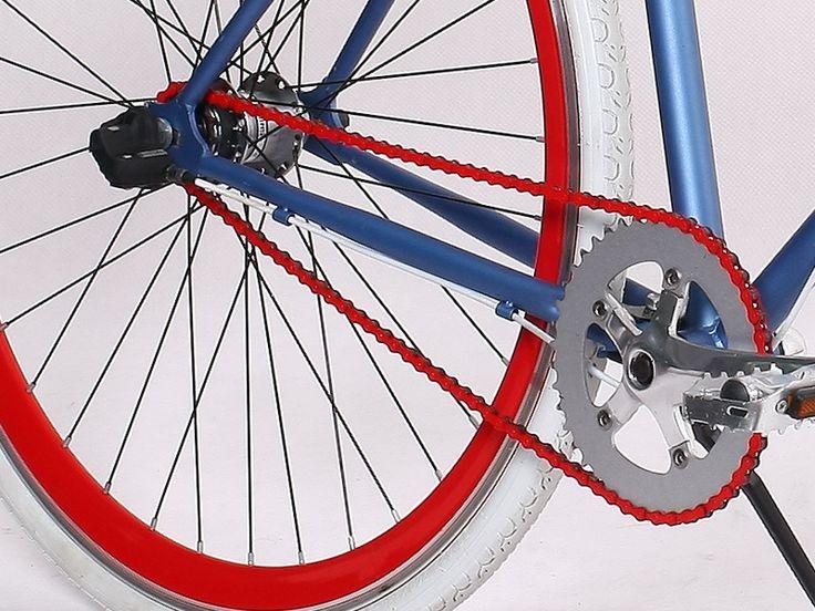 Alley Cat Denim en gamabikes.com. Pedalea con fuerza con esta #bici.